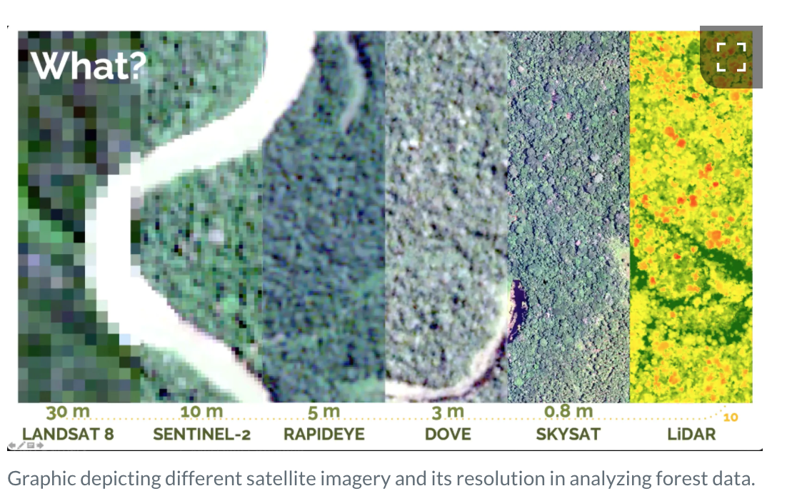 Webinar Recap: Greg Asner and carbon emission imagery